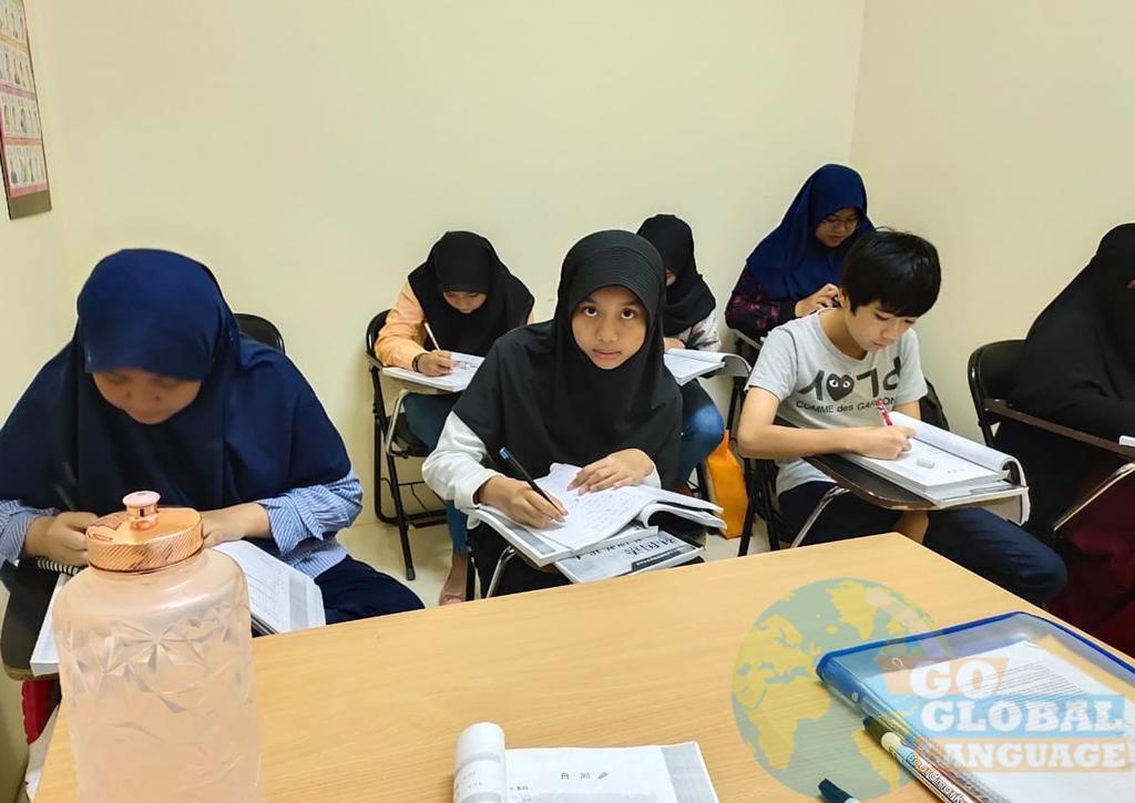 Kursus Bahasa Mandarin & Bahasa Korea