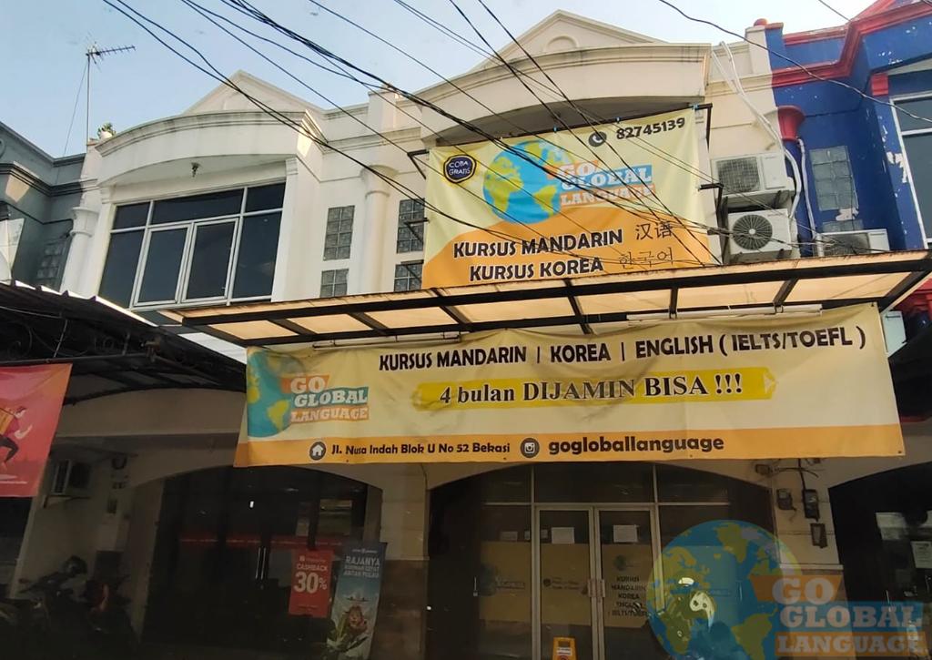 Belajar Bahasa Mandarin Terdekat di Bekasi