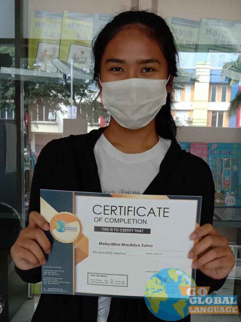 Kursus Mandarin Online Bersertifikat