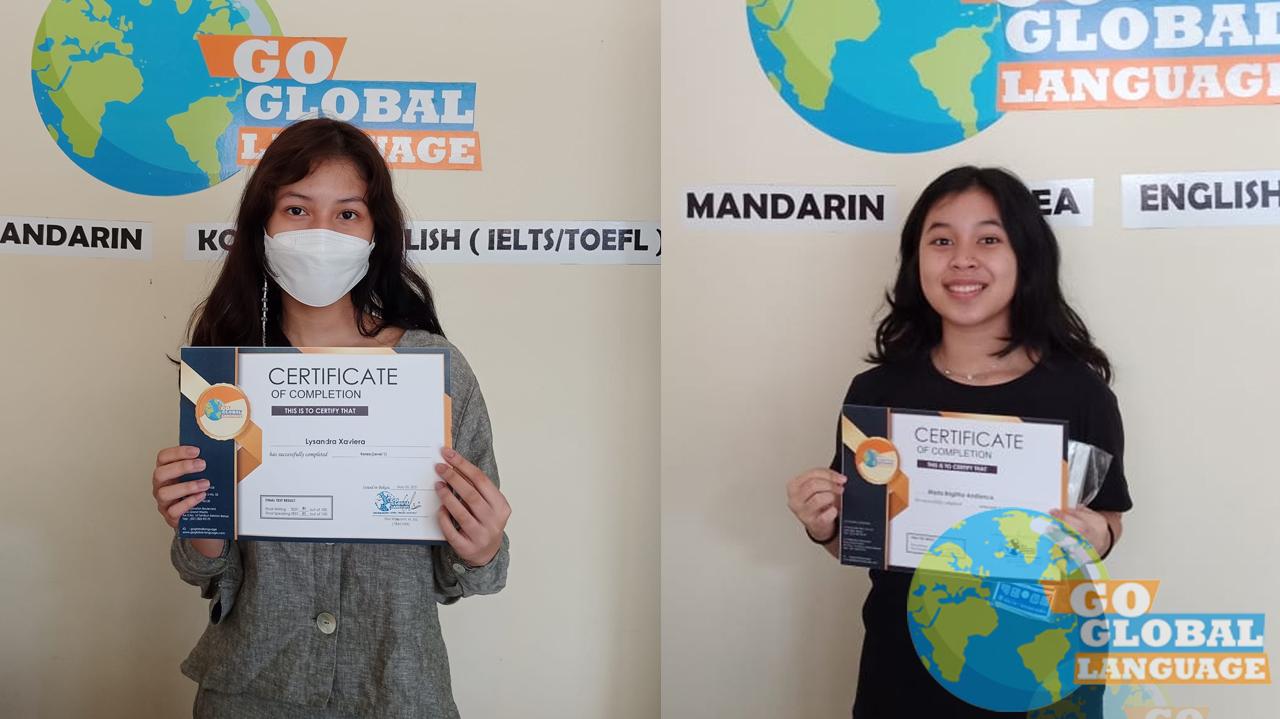 Tempat Kursus Mandarin Bersertifikat