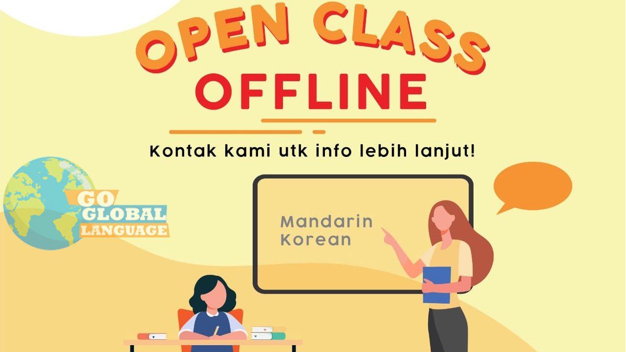 Kelas Offline Bahasa Korea Bekasi