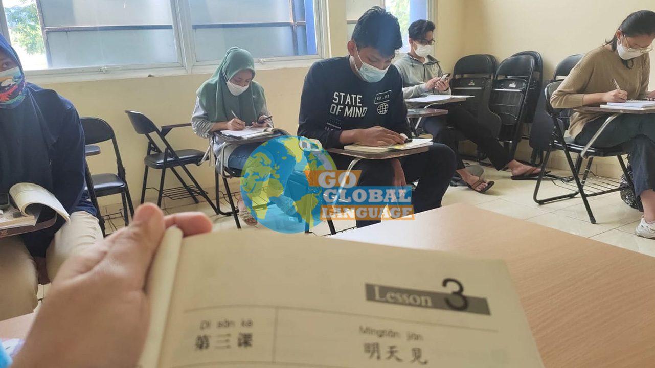 Kelas Offline Bahasa Mandarin Bekasi