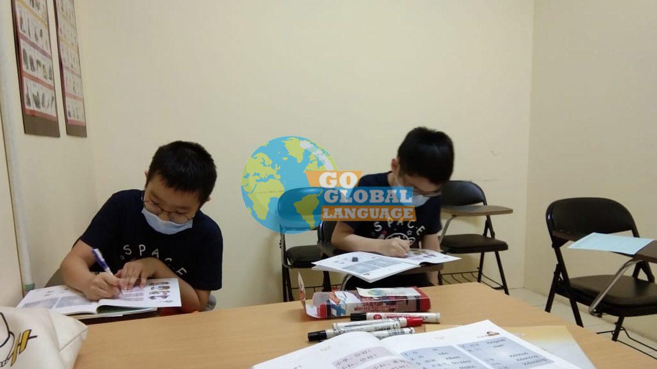 Tempat Kursus Bahasa Korea Anak